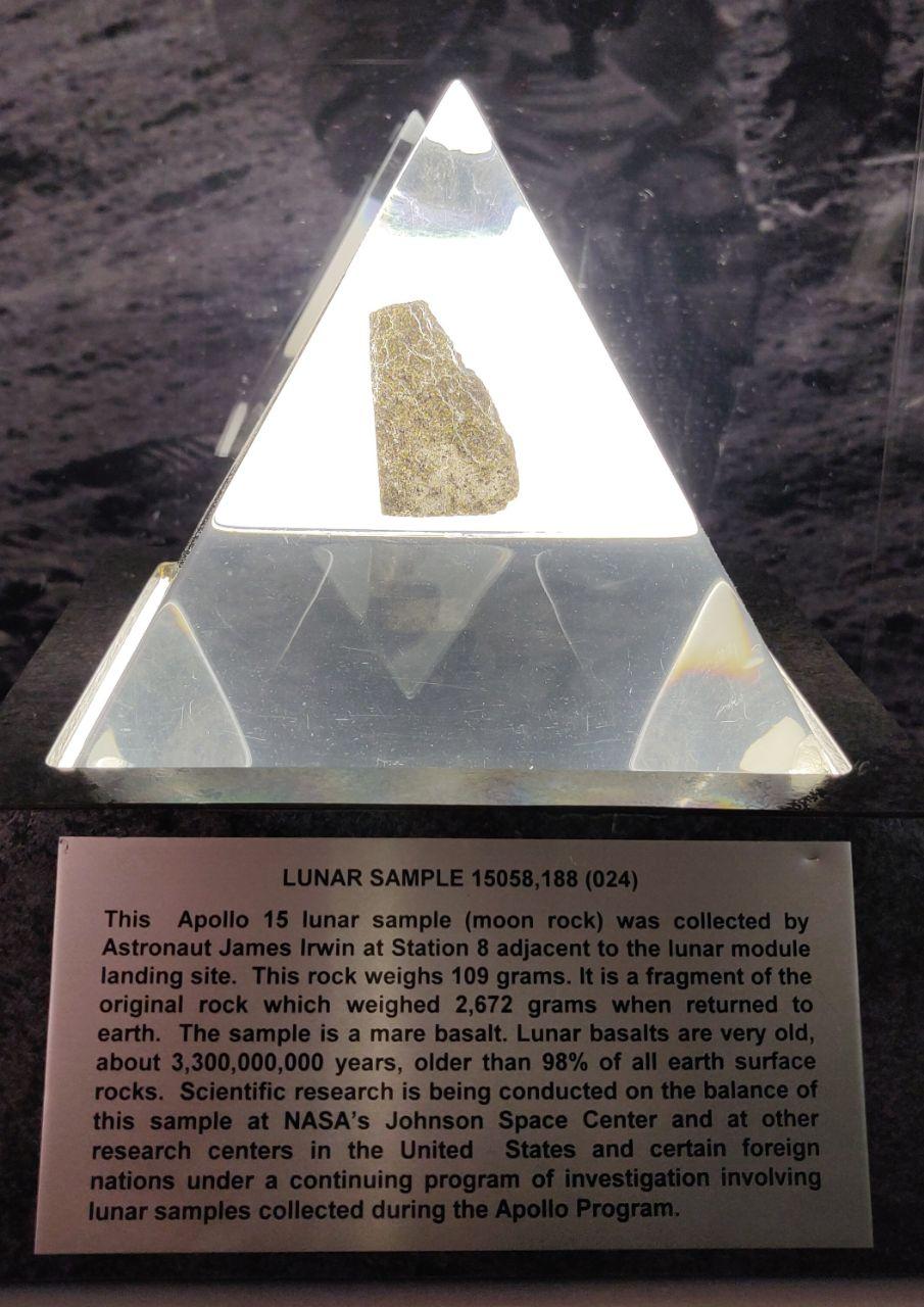 Roccia lunare