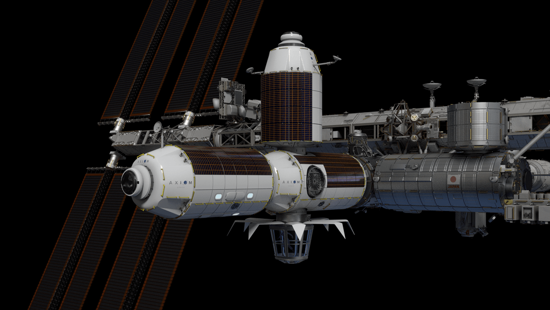 axiom station iss
