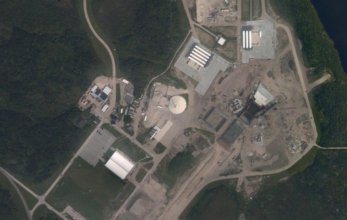 Foto satellitare