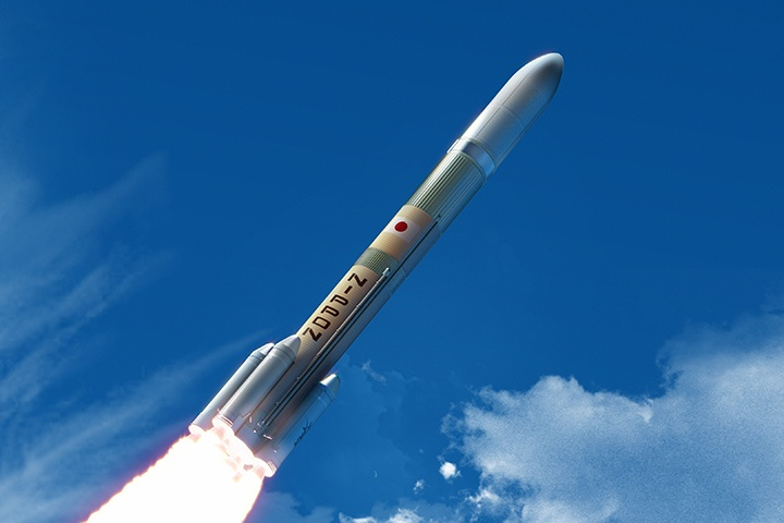 H3 rocket