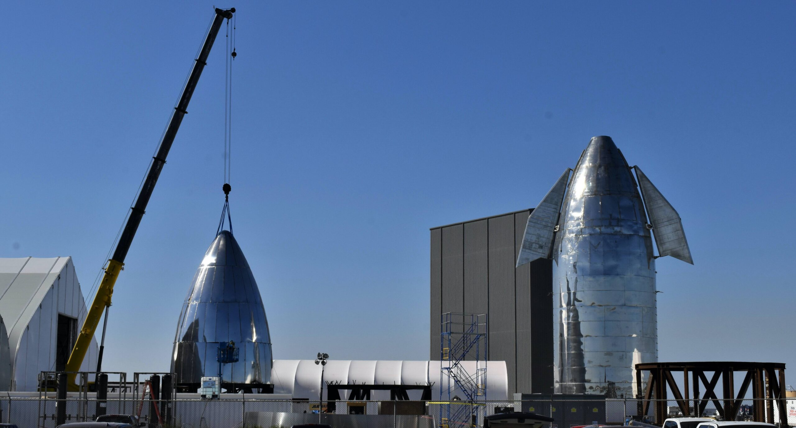 nose cone starship