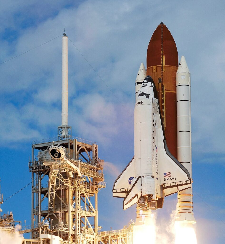 STS120 Launch