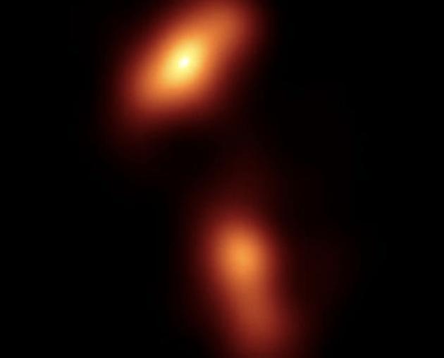 quasar 3C 297