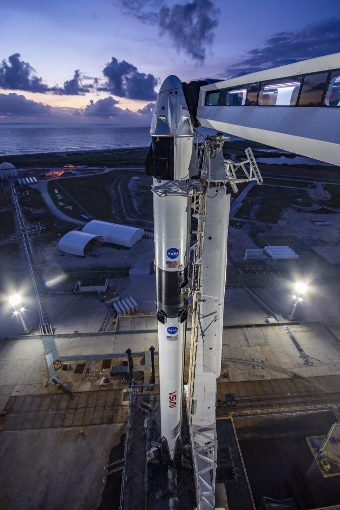 Falcon 9 Demo-2