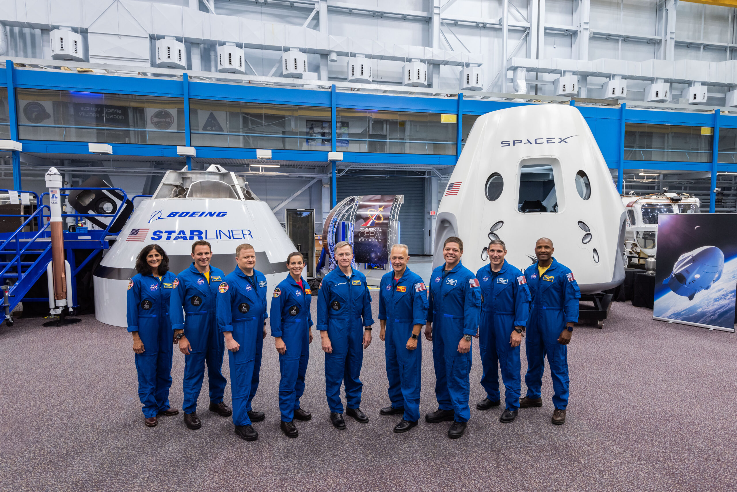 NASA_Commercial_Crew_group_photo_at_JSC