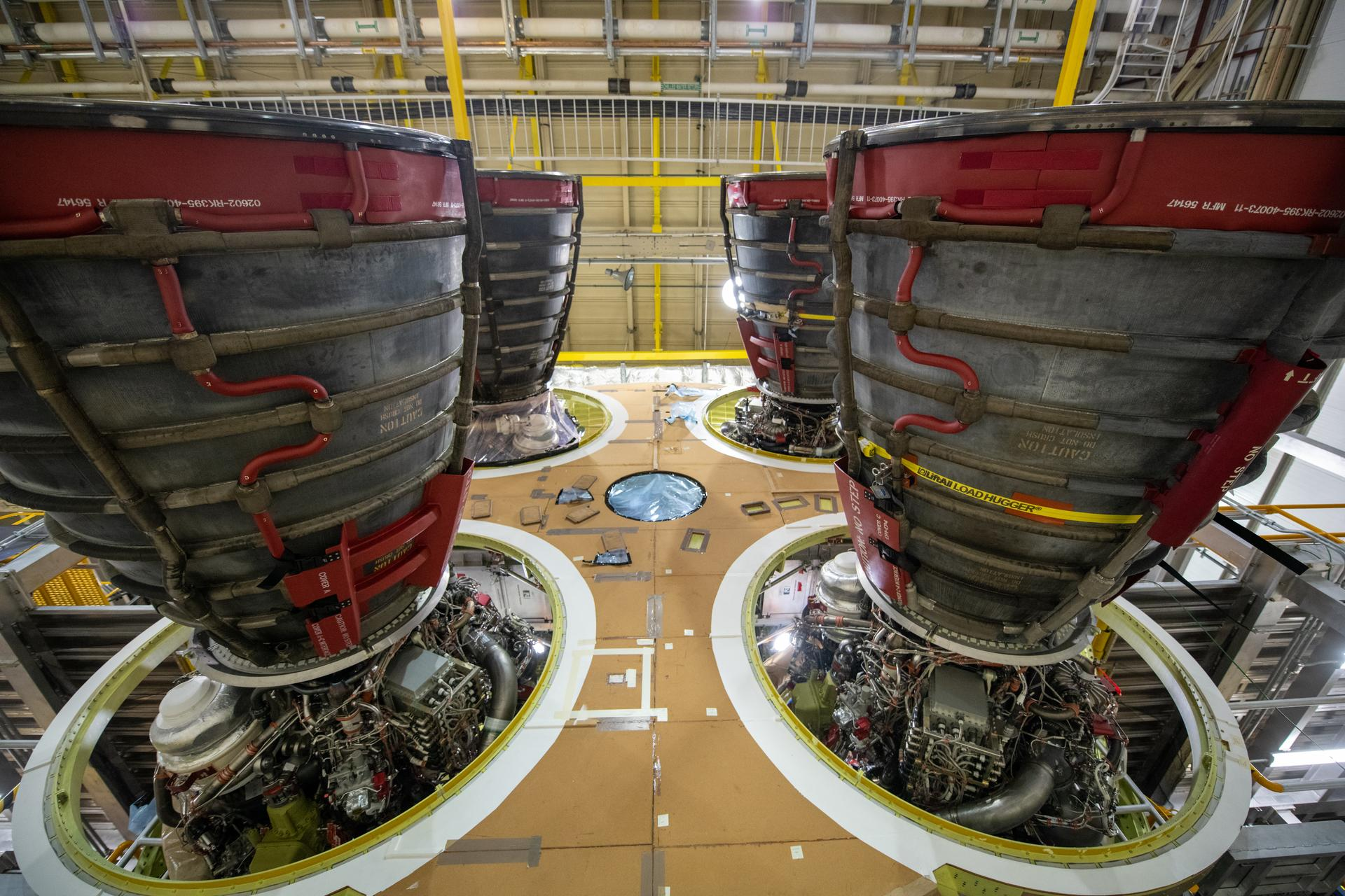 RS-25 Aerojet Rocketdyne