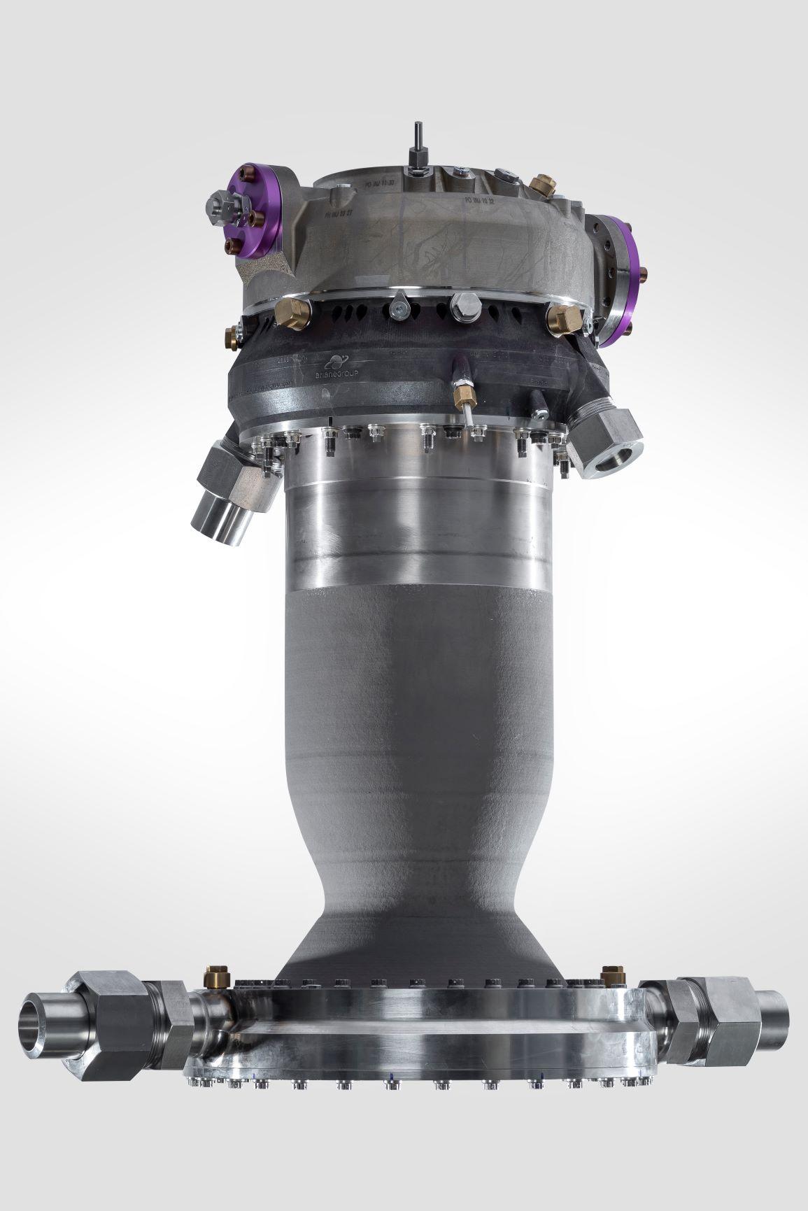 Camera di combustione Ariane Group