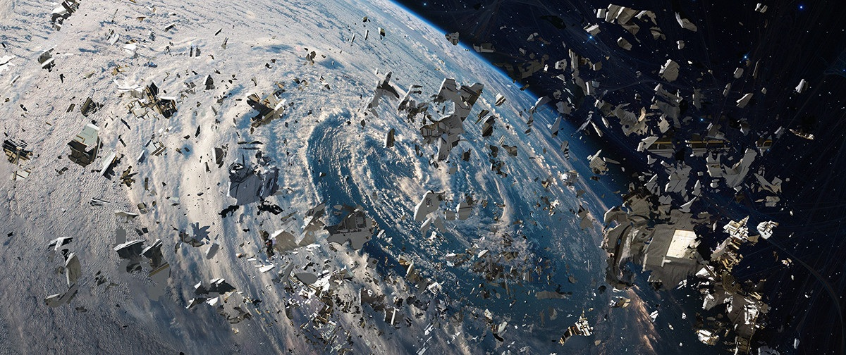 detriti spaziali