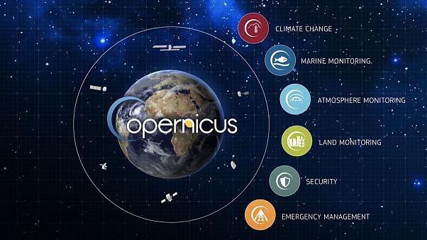 Commissione Europea Copernicus Recovery Found