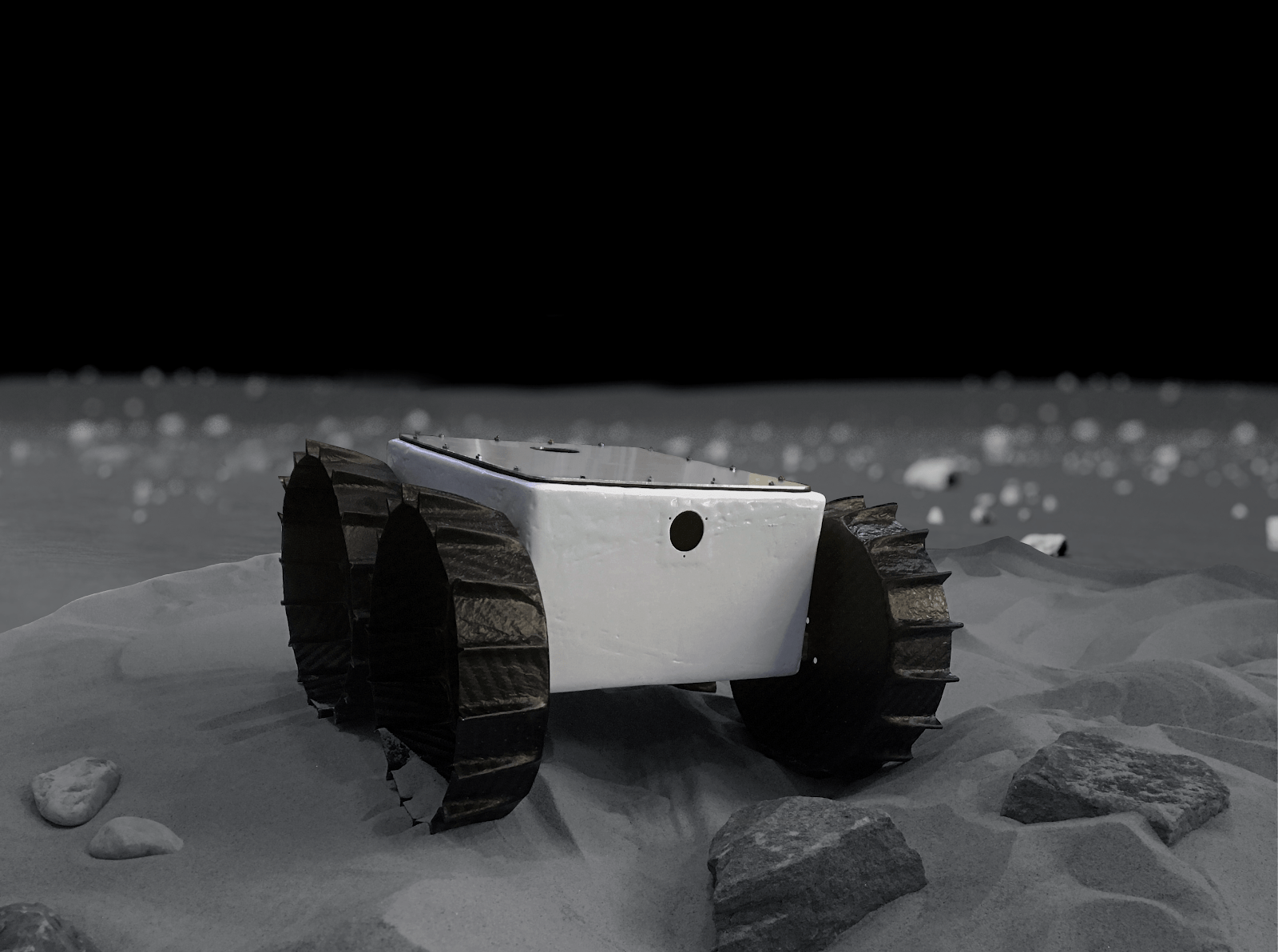 Iris Cube-rover
