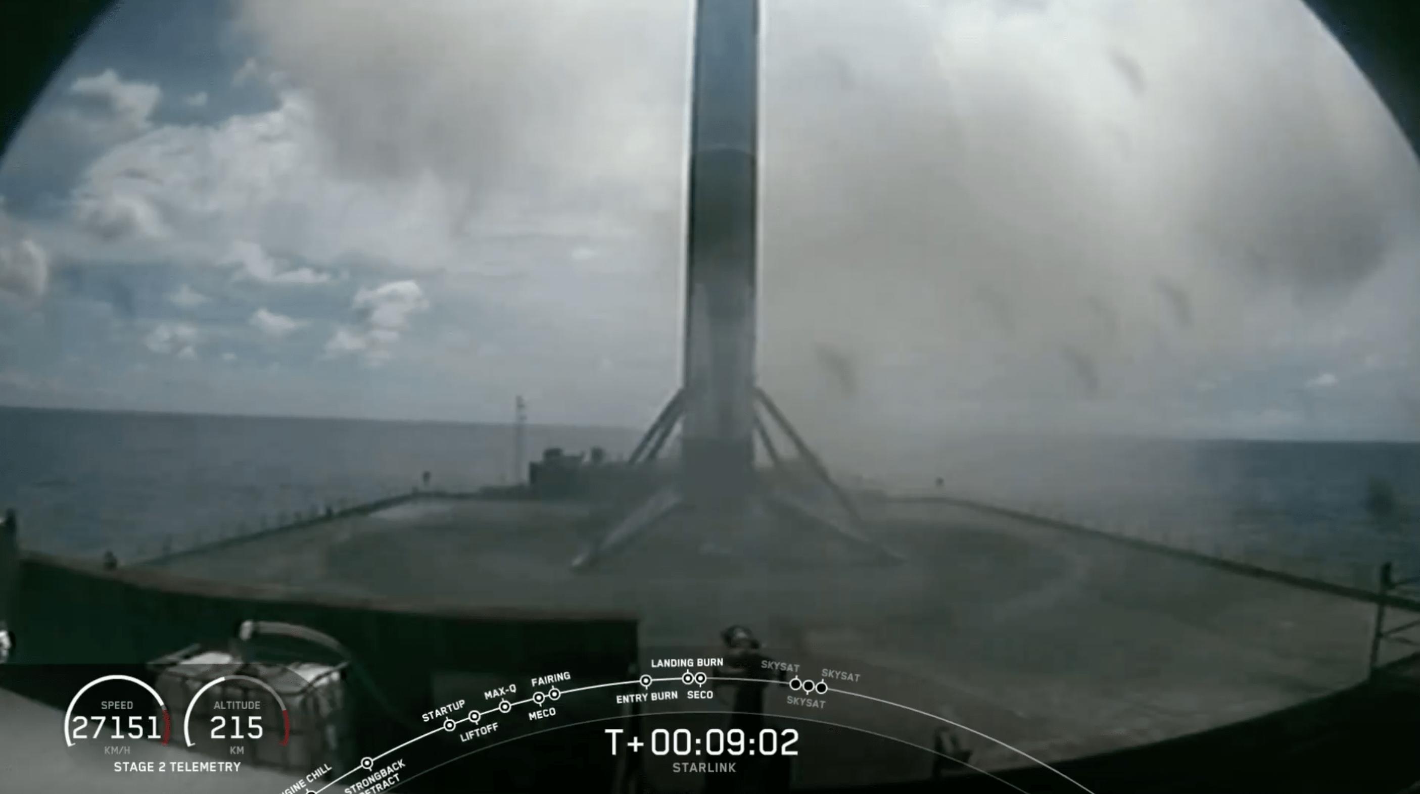 Falcon 9 primo stadio