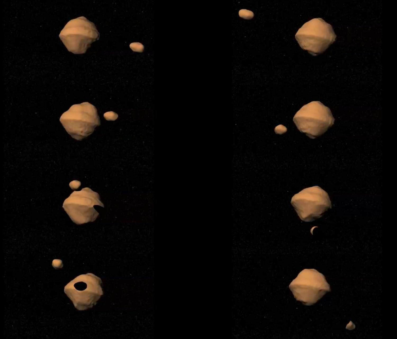 Janus Asteroidi binari