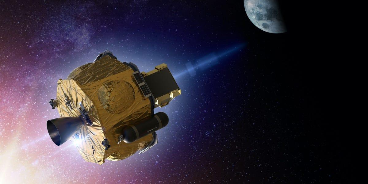 Photon Rocket Lab verso Venere