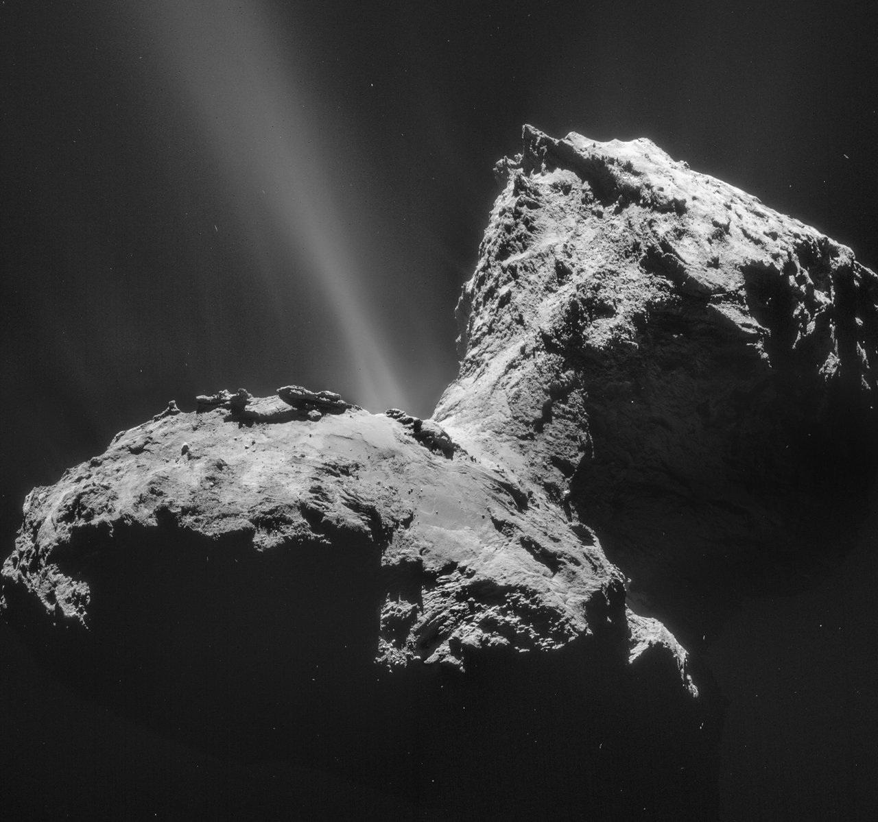 Rosetta 67P