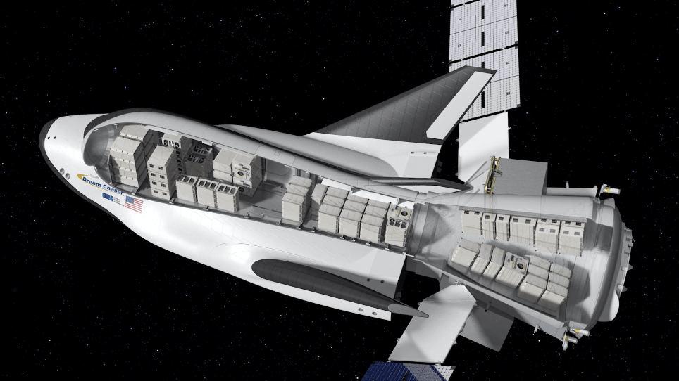 Dream Chaser payload