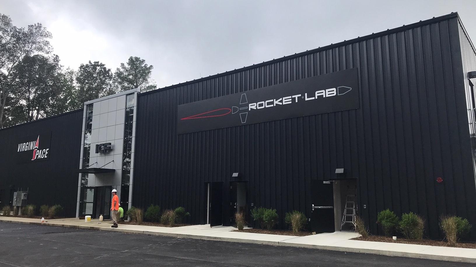 Rocket Lab Virginia