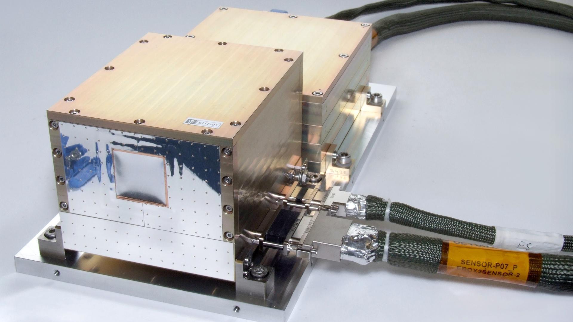 Lunar Lander Neutron and Dosimetry (LND) Luna Radiazioni
