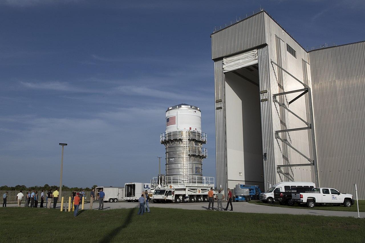SLS ICPS NASA