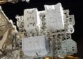 La ELC-1 montata sul segmento P3 della ISS durante la missione STS-129 dello shuttle Atlantis (2009).