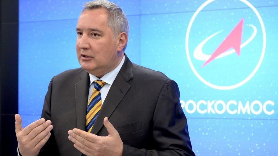 Dmitry Rogozin Roscosmos fedor