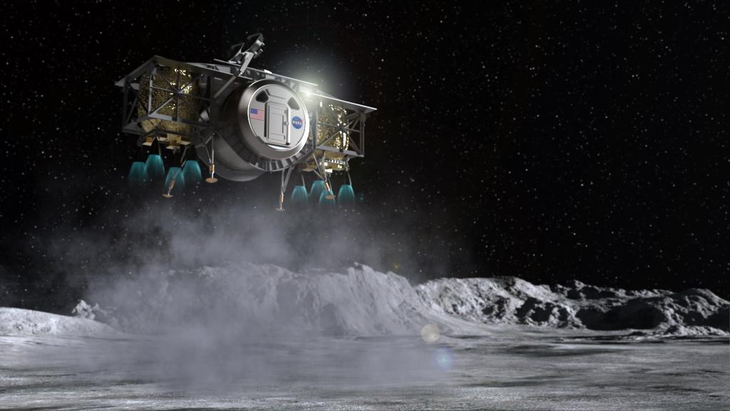 Dynetics Lander HLS