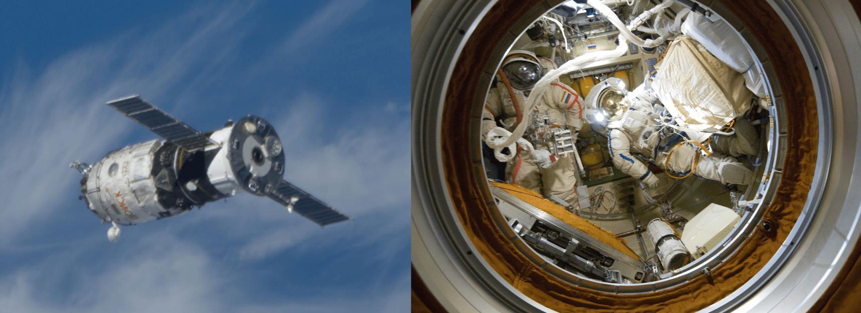 Pirs Airlock ISS