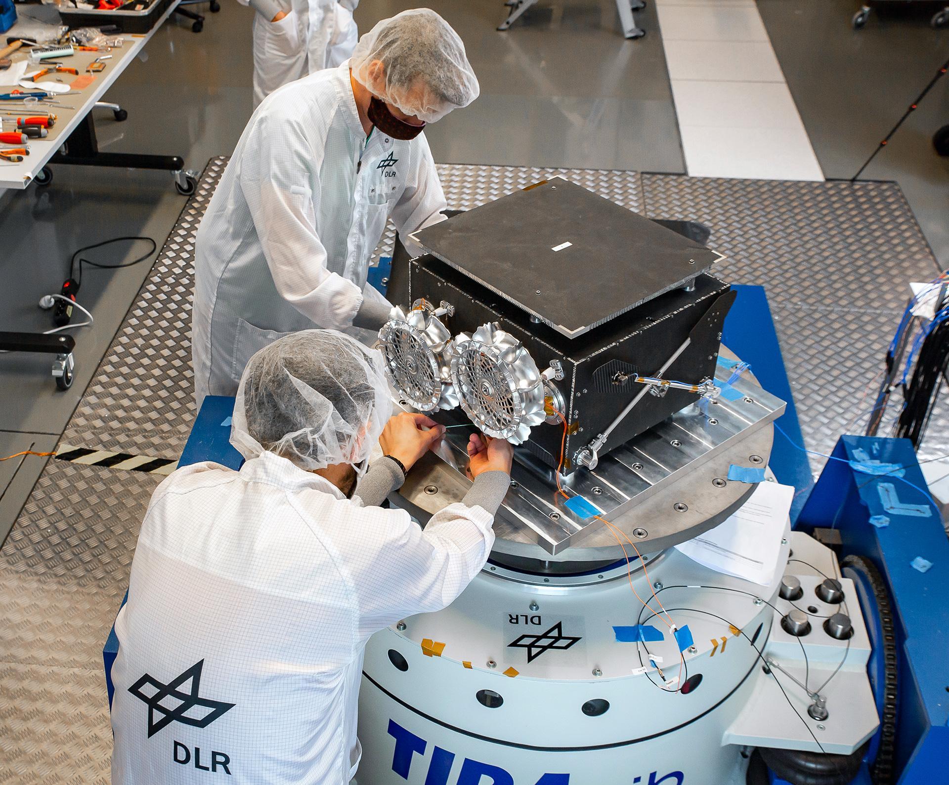 Phobos Rover MMX