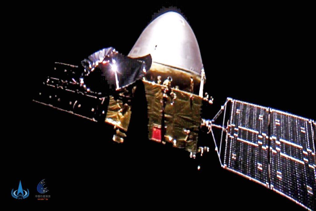 Tianwen-1 marte sonda