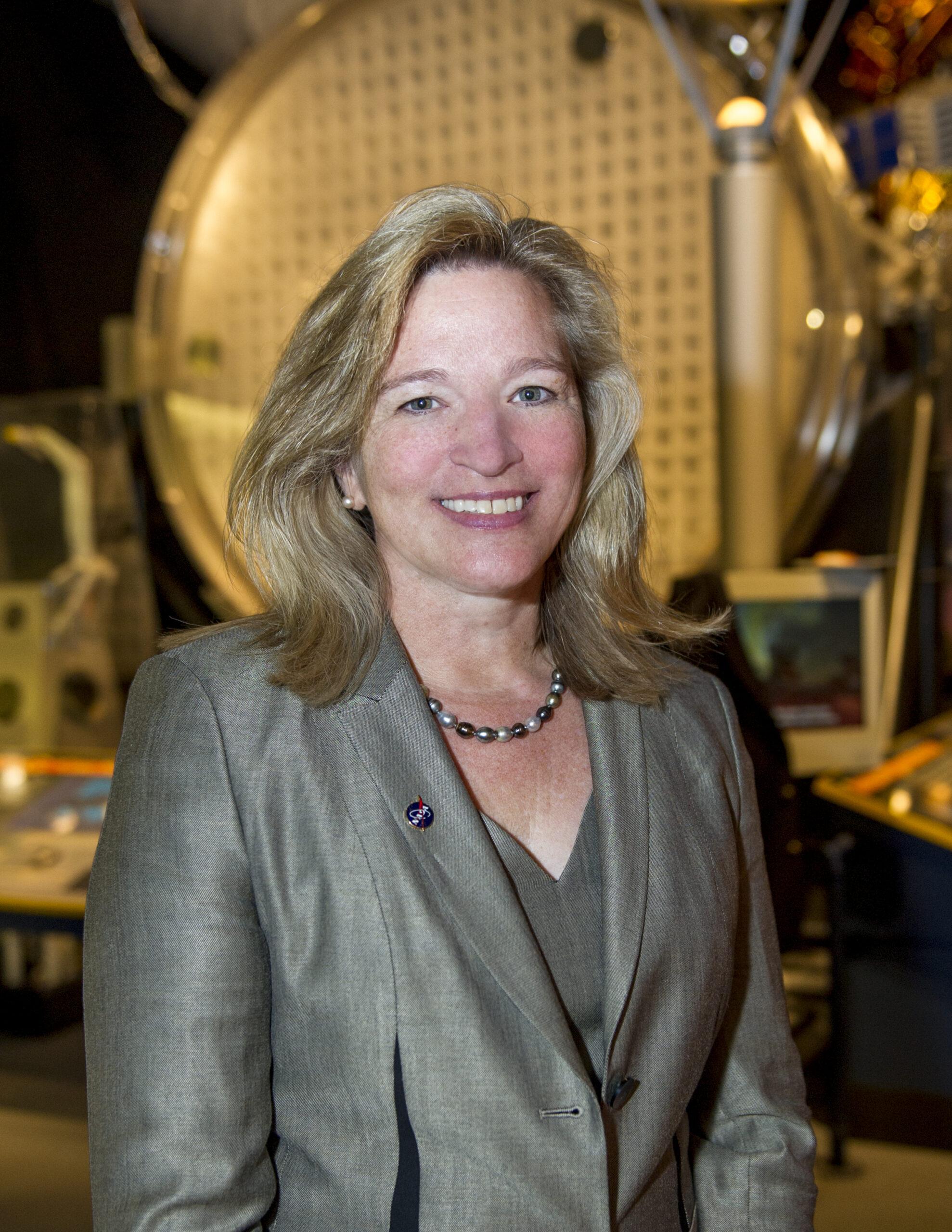 Ellen Stofan NASA