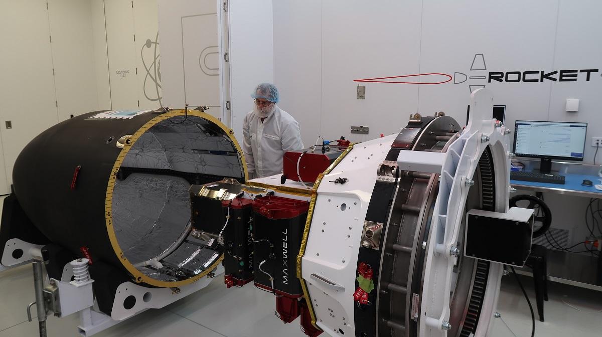 Rocket Lab Chompski Photon