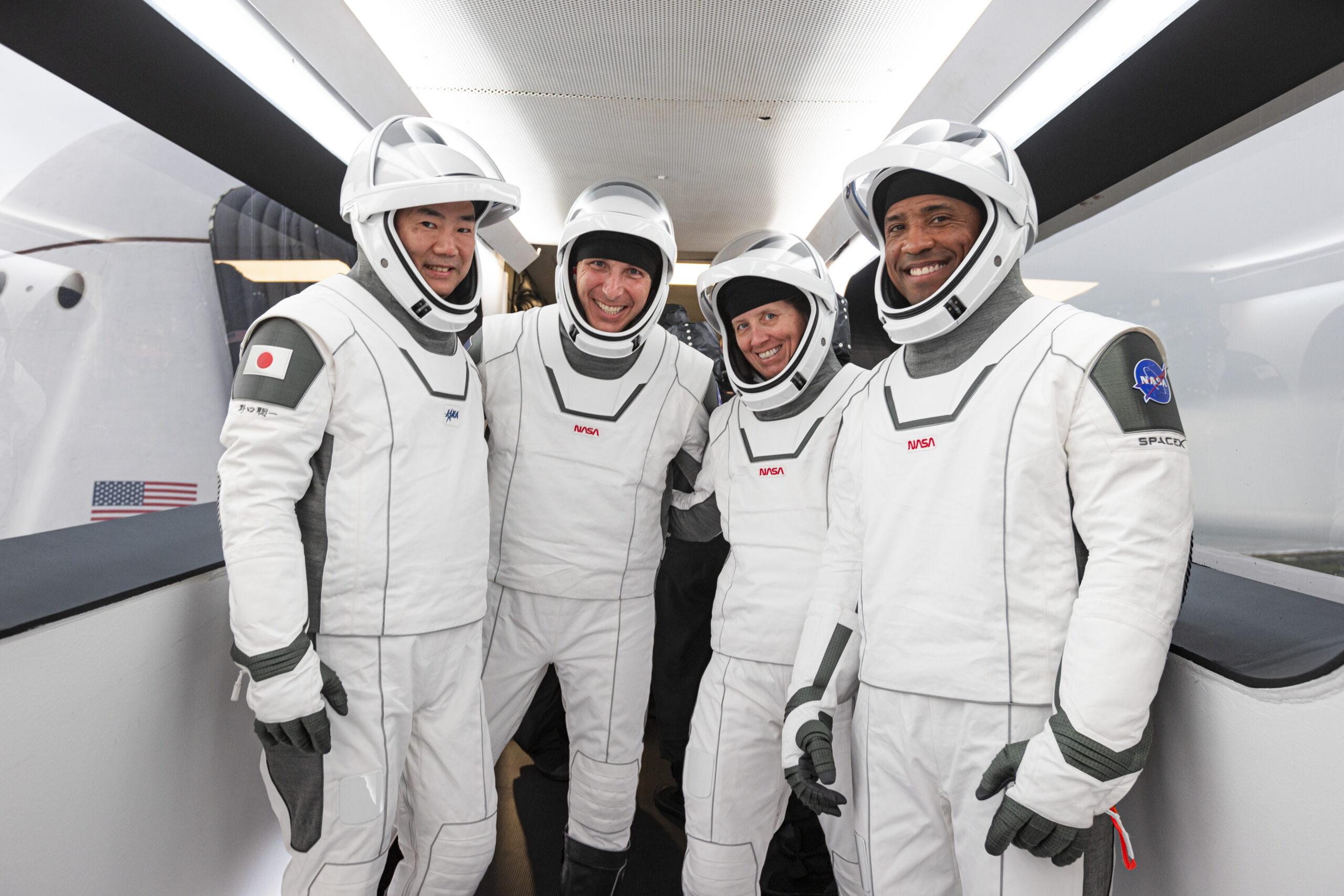 Crew-1 NASA SpaceX