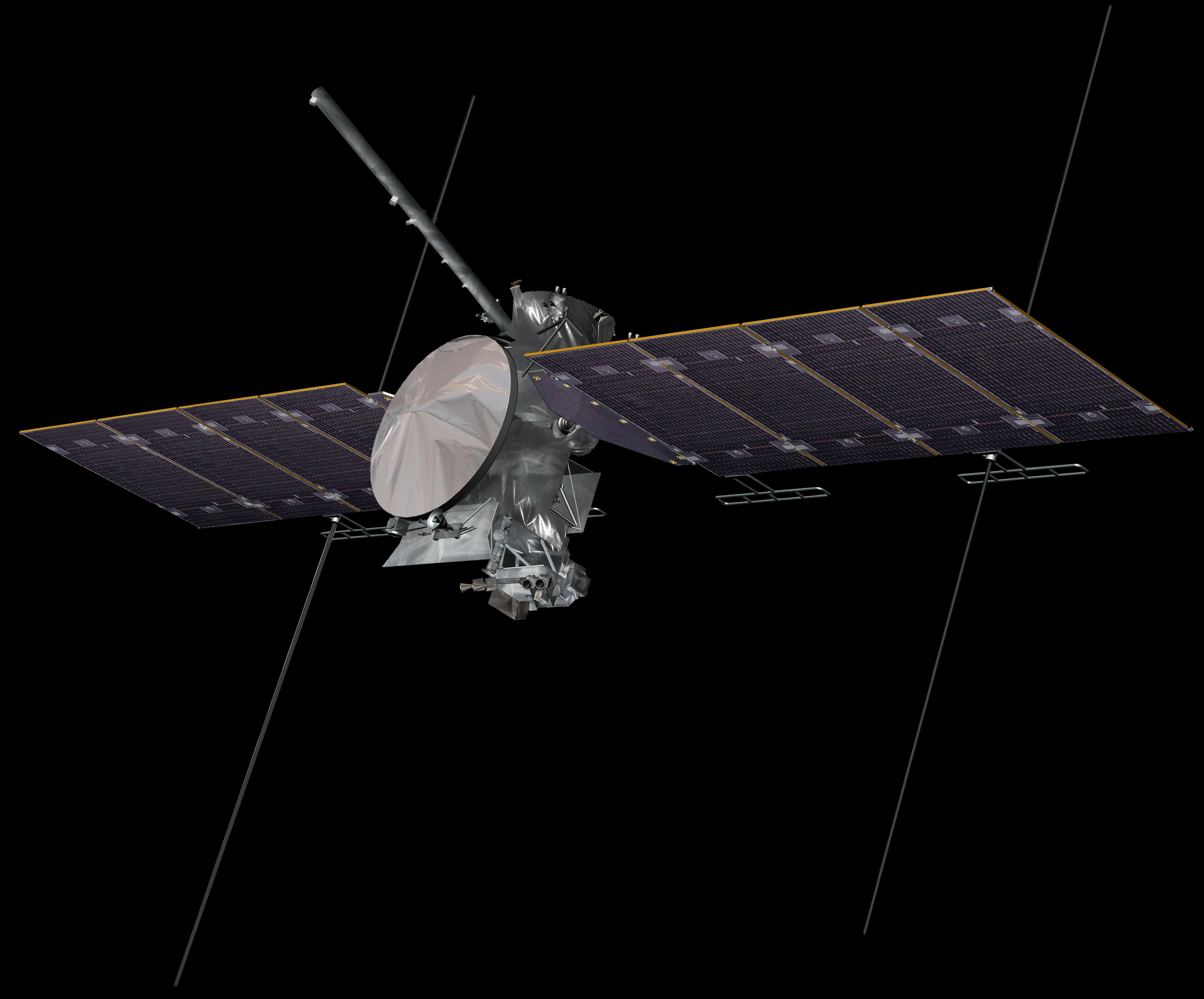 La sonda Europa Clipper.