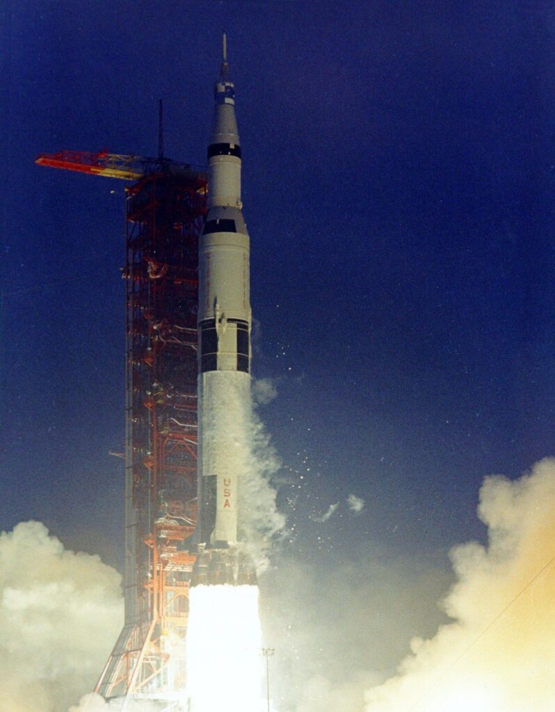 Apollo 12 Saturno V