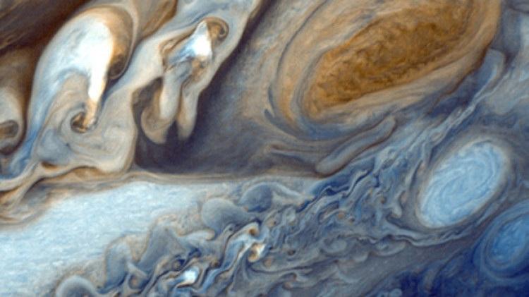 Cassini Giove giganti gassosi