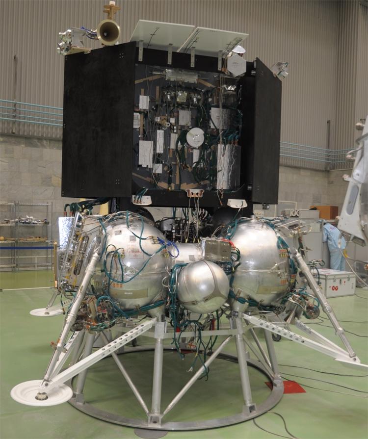 Luna 25 lander