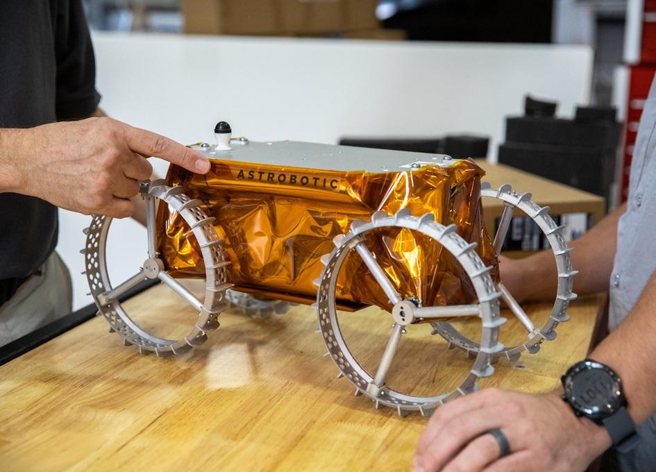 Cuberover Astrobotic