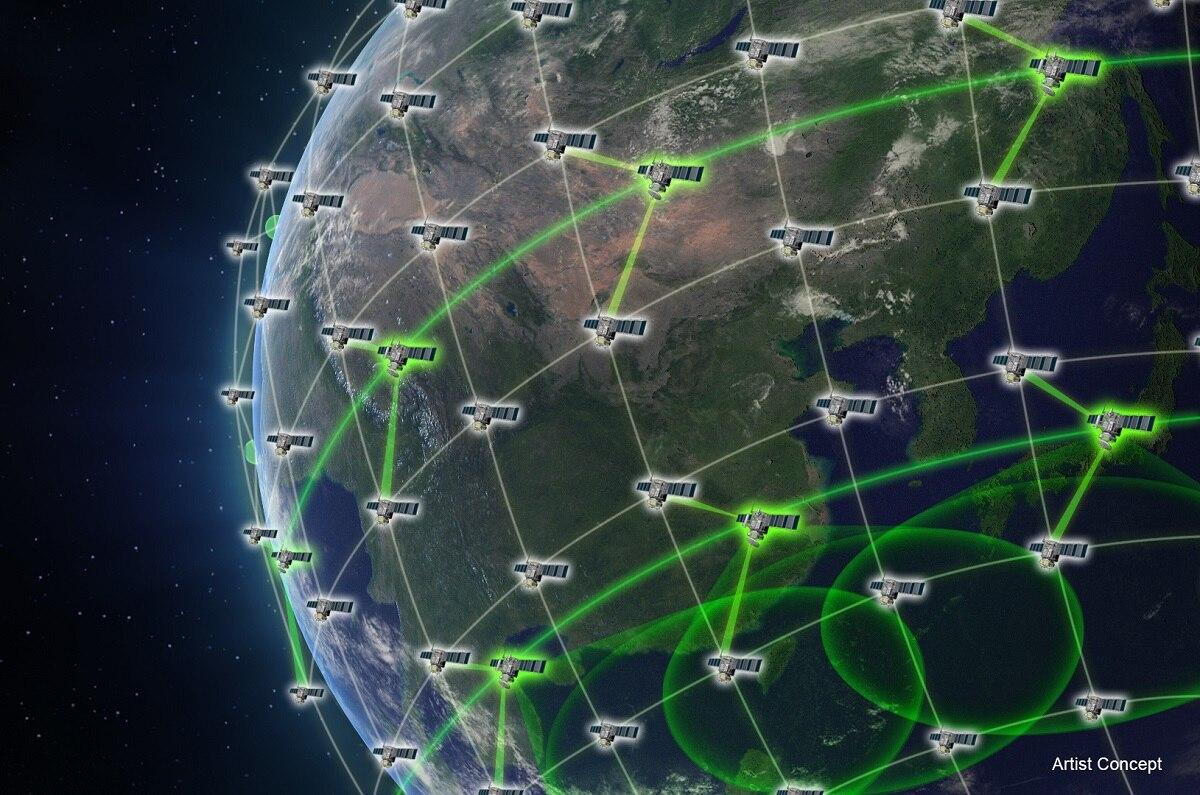 Space Development Agency mesh network