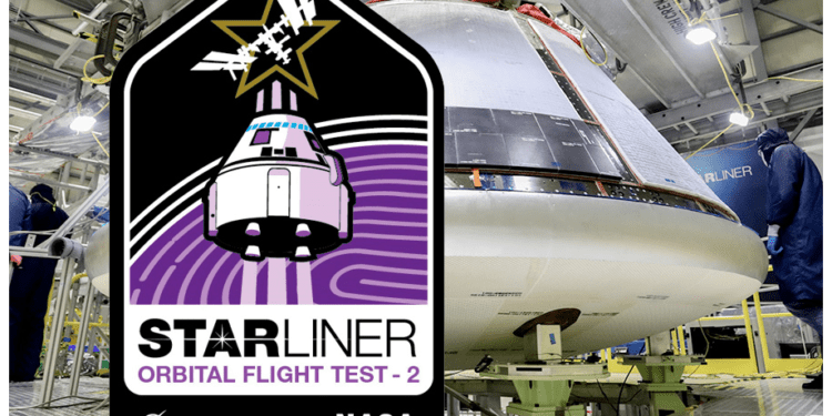 Starliner patch OFT-2