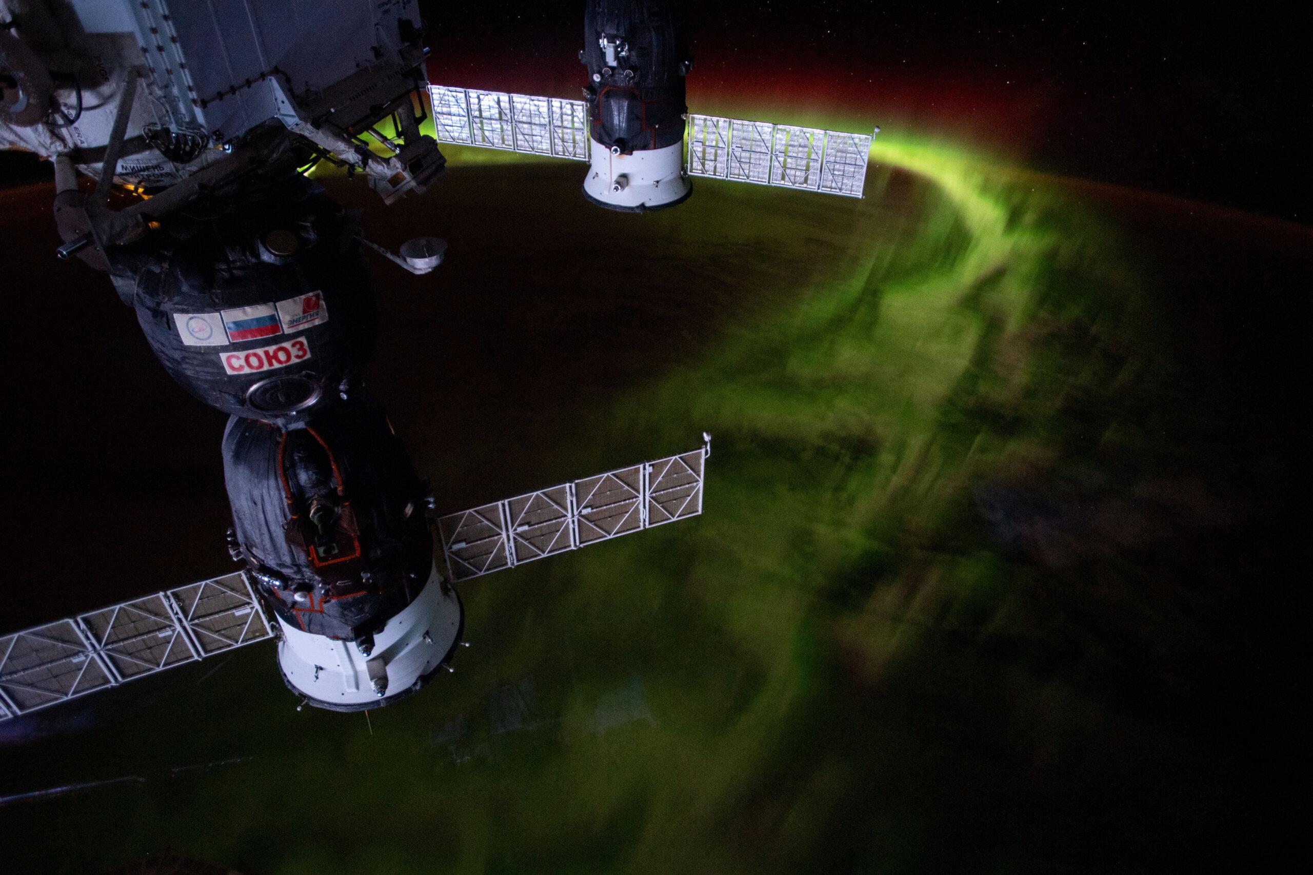 Aurora Eliofisica NASA
