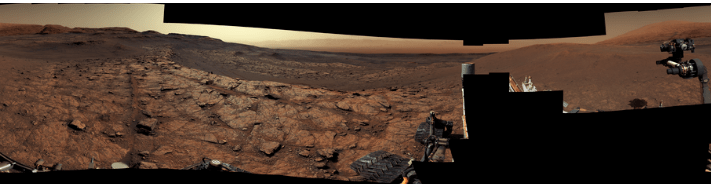 Febbraio Rover marte