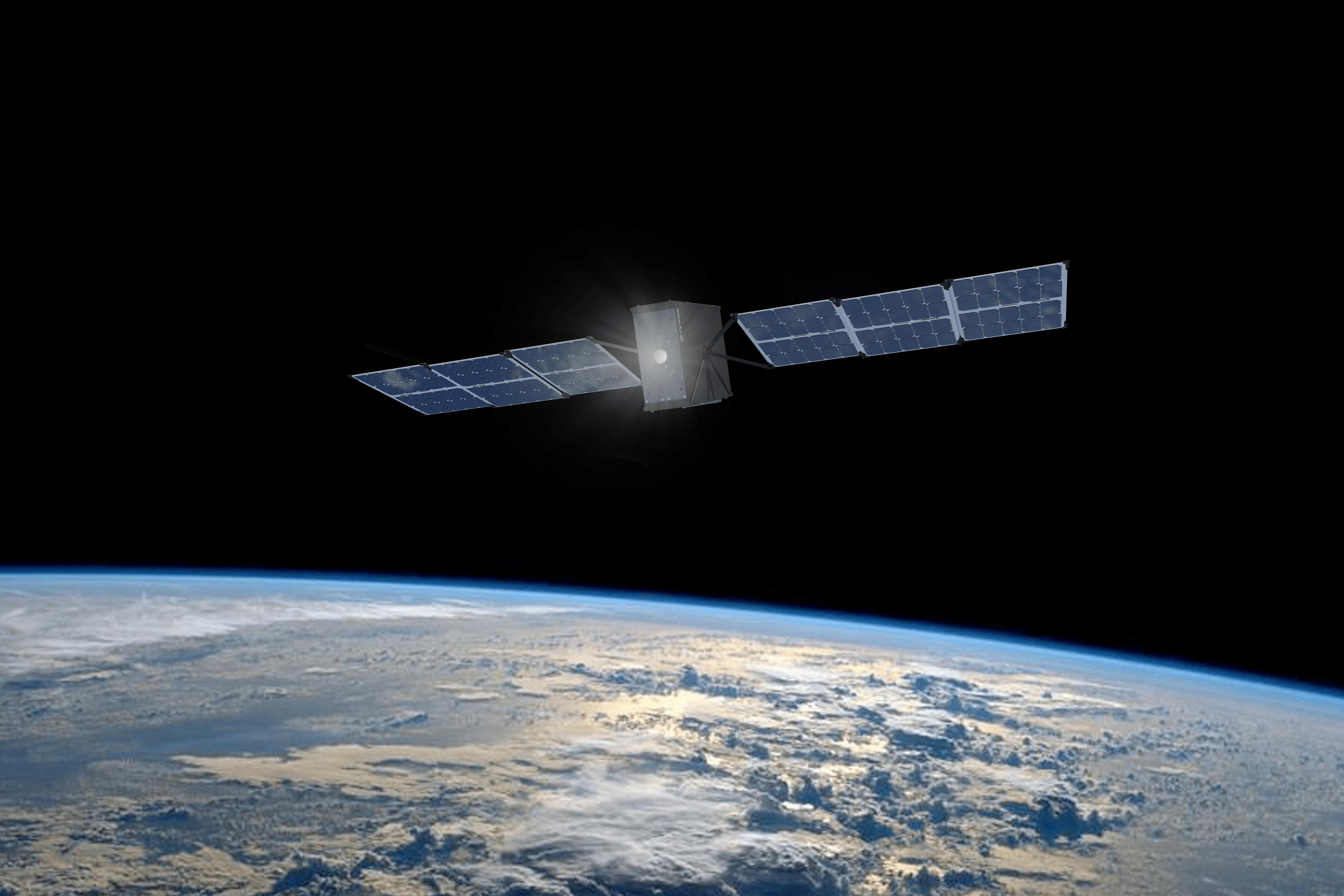Un render del dimostratore tecnologico PDT-1 della NASA. Credits: NASA.
