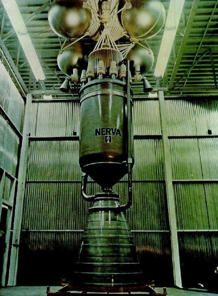 NERVA propulsione nucleare