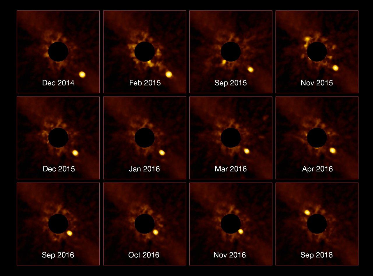 passaggio di un esopianeta attorno alla sua stella