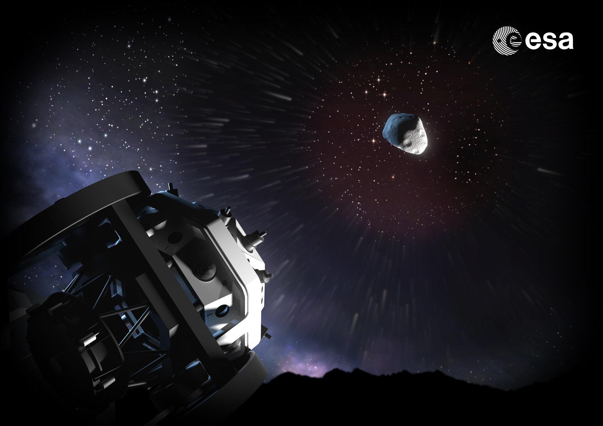 flyeye telescopi