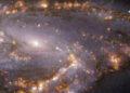 Immagine della galassia a spirale NGC 3627. Credit: ESO/ALMA (ESO/NAOJ/NRAO)/PHANGS