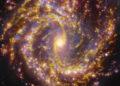 Immagine della galassia NGC 4303. Credit: ESO/ALMA (ESO/NAOJ/NRAO)/PHANGS