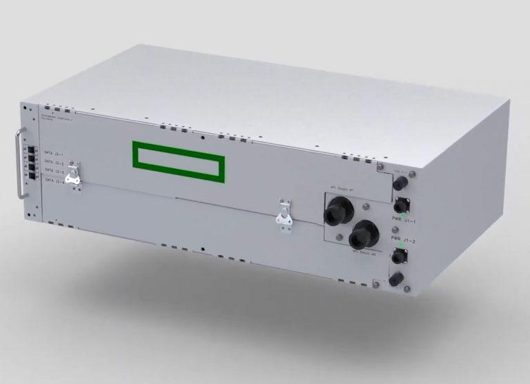 HPE Spaceborne Computer-2, dalle dimensioni di un forno a microonde (Foto: NASA)
