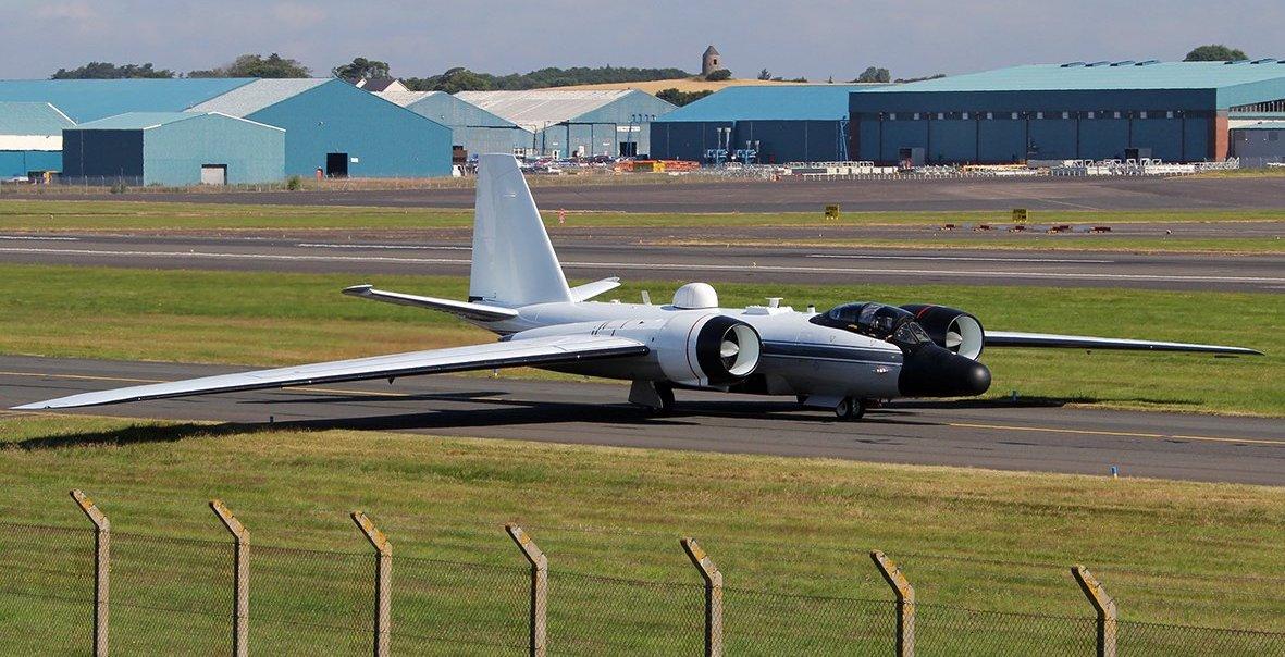 WB-57F nasa